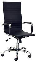 Офисное кресло БАЛИ Хром (BLACK, BLUE, PURPLE, LIME GREEN PU) DT Импорт ТМ Richman