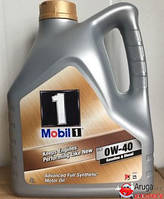 Моторное масло Mobil 1 NEW LIFE (Mobil 1 FS 0W40) 4л