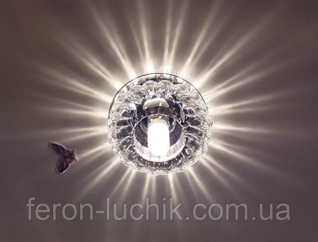 Точка света CR091 встраиваемый светильник