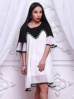 Платье из шифона. (595)