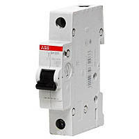 Автоматический выключатель ABB SH201-C63