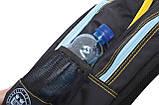 552256 Рюкзак подростковый Oxford ХО76 черный, 42*32*18см Oxford, фото 4
