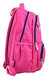 Рюкзак молодежный CA 151, 48х30х15, розовый 555752 YES, фото 2