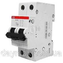 Автоматический выключатель ABB SH202-C63