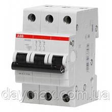 Автоматический выключатель ABB SH203-C6