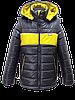 Детская демисезонная куртка-жилетка на мальчика, р.36,38