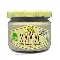 Хумус с кедровыми орехами ТМ Інша їжа 270г