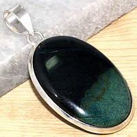 Яшма кулон с натуральной яшмой в серебре, фото 1