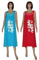 Новинка! Яркие женские ночные рубашки больших размеров серии Kamilla ТМ УКРТРИКОТАЖ!