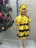 Новогодний карнавальный костюм пчелки
