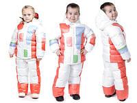 Какие ткани подходят для детских зимних комбинезонов?