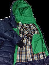 Детская демисезонная куртка-жилетка на мальчика, р.36,38, фото 3