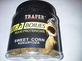 Бойлы тонущие TRAPER(ТРАПЕР) кукуруза