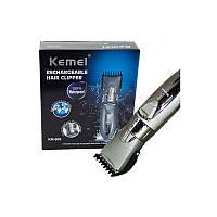 Машинка для стрижки Kemei KM-605, фото 1