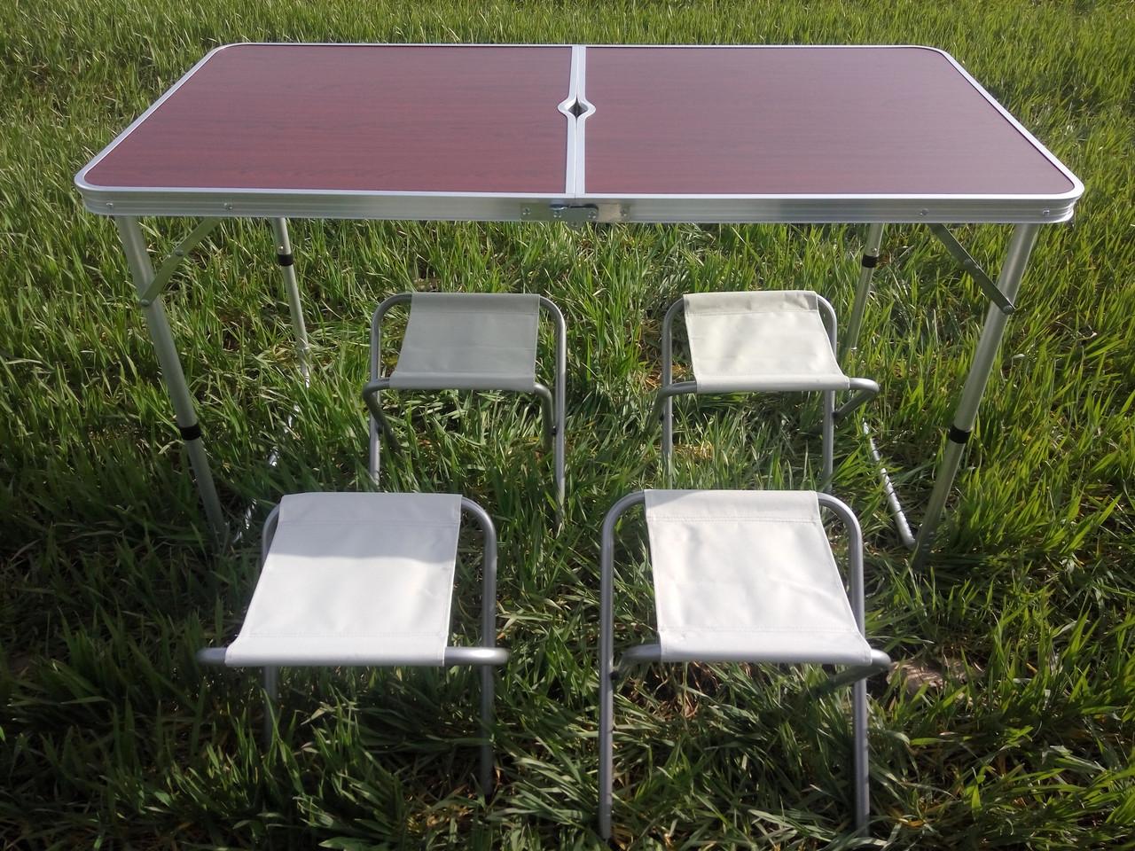 Стол для пикника раскладной фото