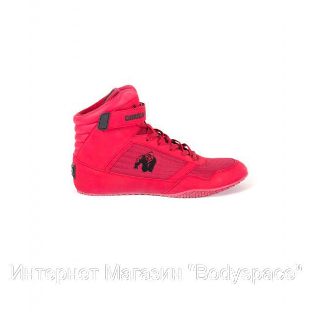 Gorilla Wear, Кроссовки High Tops Red