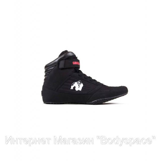 Gorilla Wear, Кроссовки High Tops Black