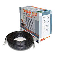 Теплый пол Hemstedt BR-IM-Z 400 Вт (2,5-3,1 м2) электрические полы кабель нагревательный обогрев пола