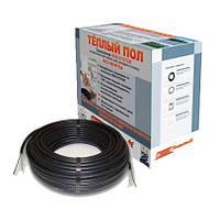 Электрический теплый пол в стяжку Hemstedt BR-IM-Z 500 Вт (3,1-3,9 м2) кабель нагревательный одножильный