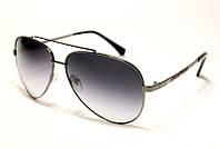 Мужские очки Черного  цвета Armani