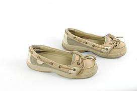 Туфли для девочки  SPERRY натур кожа размер 32