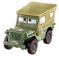 "Машинка Сардж ( Сержант) из м/ф ""Тачки 3"". Disney/Pixar Cars 3 Sarge Die-Cast Vehicle"