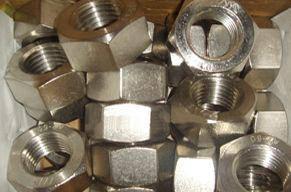 Гайка из нержавейки М3 | DIN 934, ISO 4032| A4, фото 2