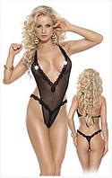Roxana Боди Open Crotch Teddy размер S/M R6040106