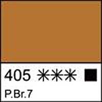 Краска темперная МАСТЕР-КЛАСС сиена натуральная, 46мл ЗХК