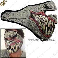 """Защитная маска - """"Hungry"""", фото 1"""