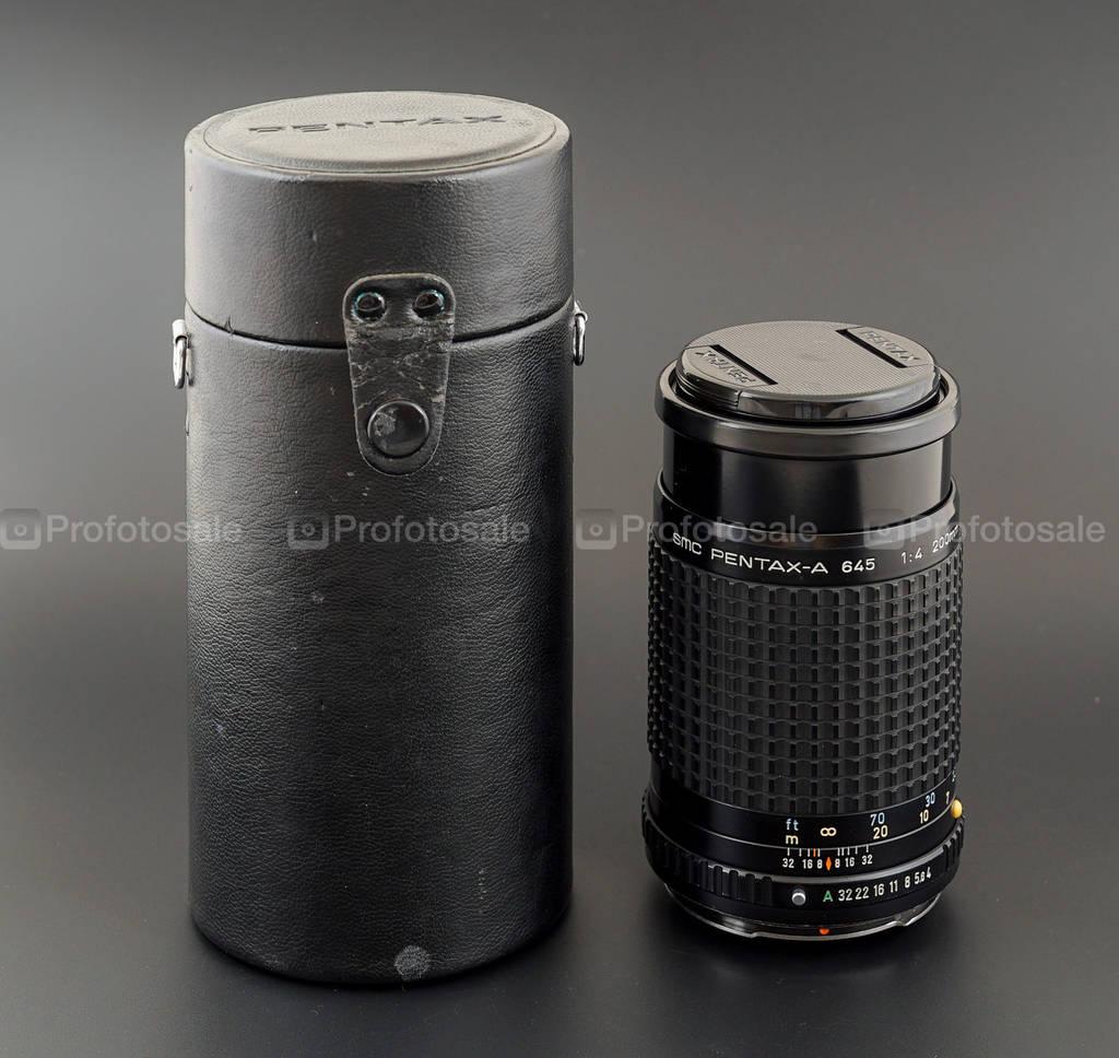 Pentax 645 200mm f/4