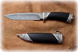 Ножи с фиксированным клинком
