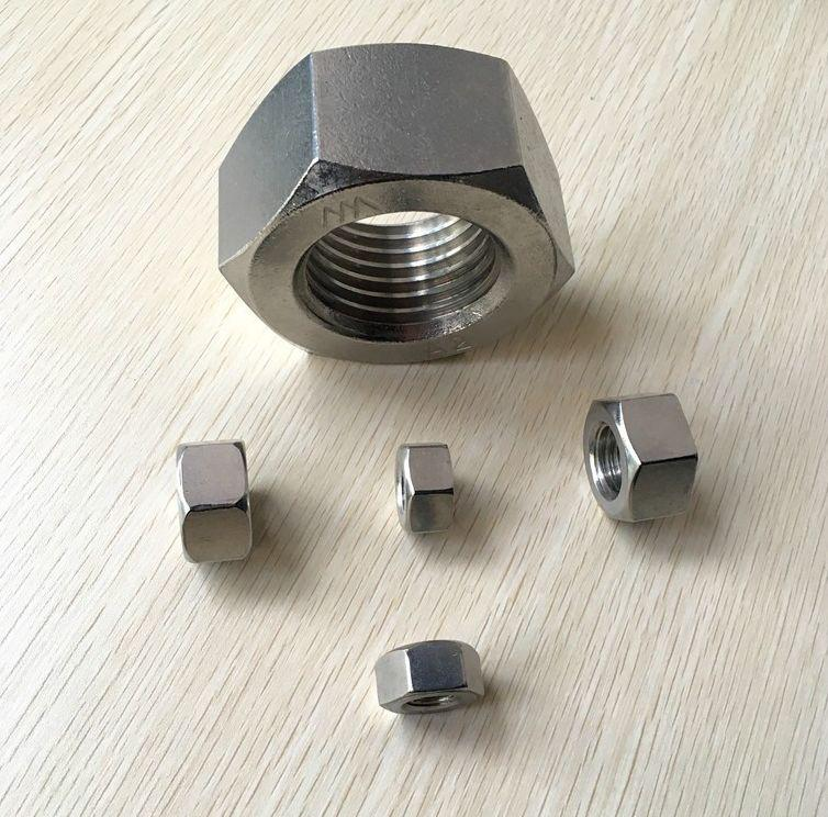 Гайка из нержавейки М14 | DIN 934, ISO 4032| A4
