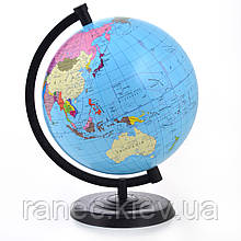 Глобус 220 мм политический украинский язык