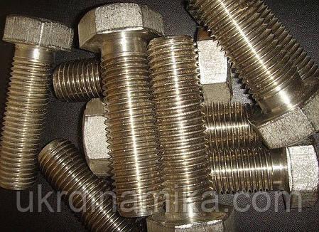 Болты из нержавеющей стали DIN 933 (класс А2-70), фото 2