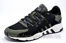Беговые кроссовки стиле Adidas Equipment Torsion, White\Black\Green, фото 2