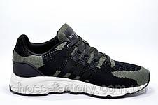 Беговые кроссовки стиле Adidas Equipment Torsion, White\Black\Green, фото 3