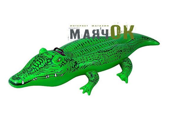 Надувной плотик Intex 58546, Крокодил, 168х86см