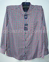 Рубашки мужские оптом с длинным рукавом, L(52)-3XL(58) купить со склада в Одессе 7 км