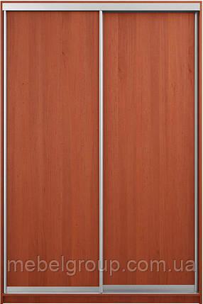 Шкаф купе Стандарт 130*60*210 Яблоня, фото 2
