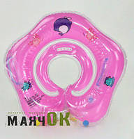 Круг для купания младенца F 21622, 4 цвета, 38см