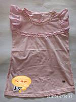 Красивая блузка для девочек от 8 до 12 лет.