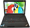 "Ноутбук Lenovo ThinkPad Edge E520 15"" i3 8GB RAM 160GB HDD № 2"