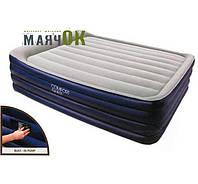 Надувная кровать Bestway 67528, 203-152-56см, встроенный насос