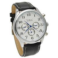 Мужские часы Jaragar Elite белые