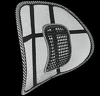 Ортопедическая подушка (подставка) под спину на кресло