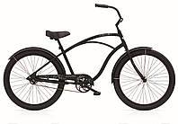 "Велосипед 26"" ELECTRA Coaster 3i (Alloy) Men's 2014 black satin"