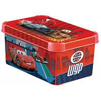 "Ящик для хранения Deco""s CARS 6л"