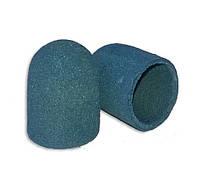 Ковпачок шліфувальний пісочний (d=13мм), синій