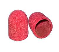 Колпачок шлифовальный песочный (d=10мм), красный